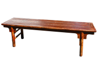 Poplar Long Bench